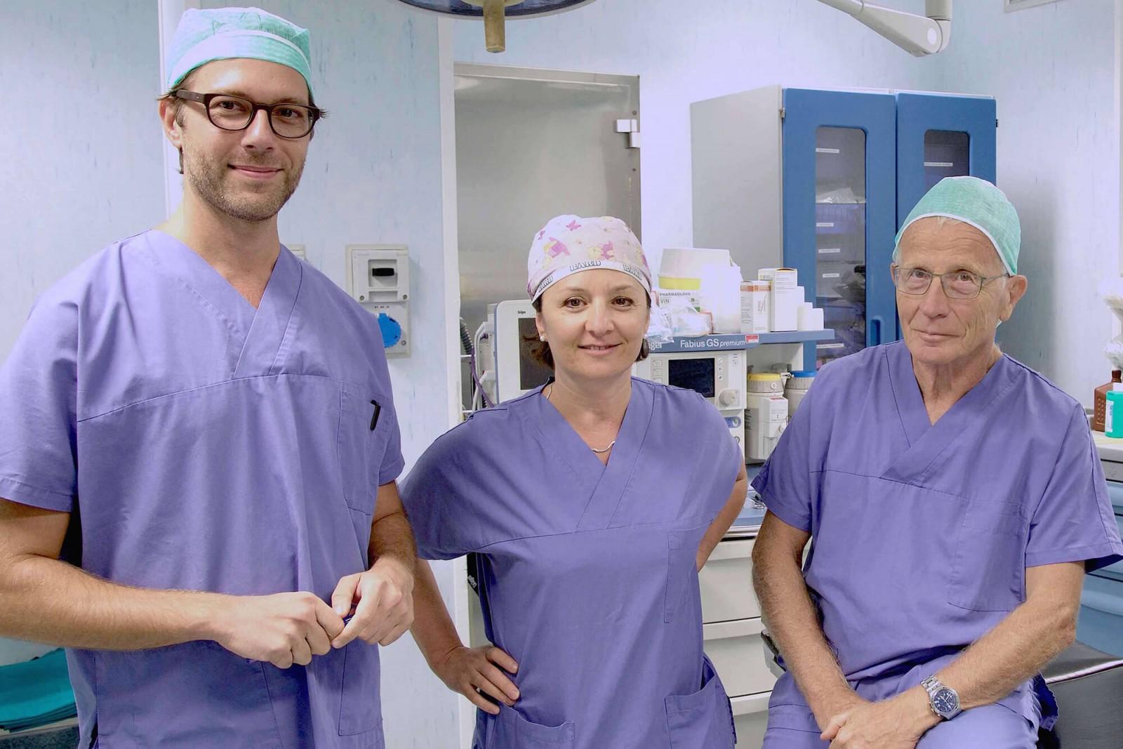 equipe oculoplastica
